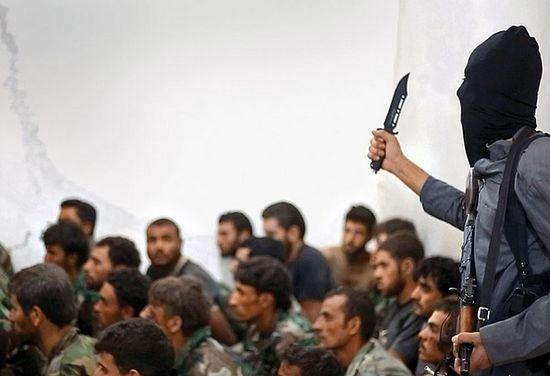Raqqa Media Center of the Islamic State group/ap