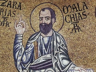 Малахия — последний пророк Ветхого Завета