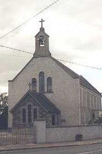 Kilmeedy church, county Limerick
