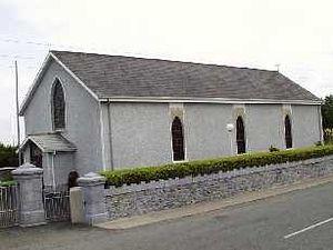 Raheenagh church, county Limerick