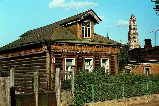Дом в Сергиевом Посаде 1964 г.