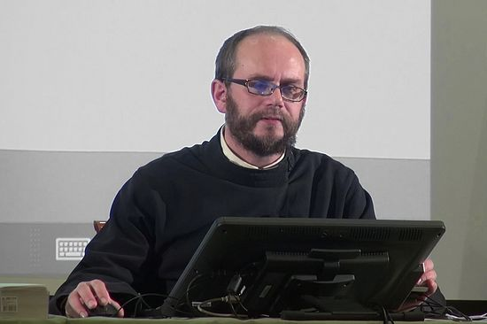 Диакон Владимир Василик. Фото: Pravlib.ru