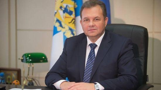 Мэр Архангельска Виктор Павленко