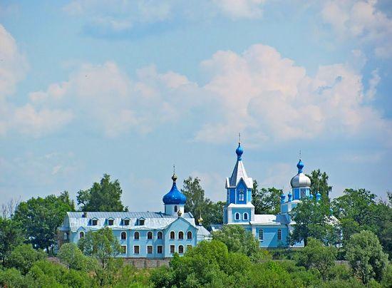 Хотыньский Покровский мужской монастырь