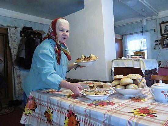 Нина Федоровна Паничева