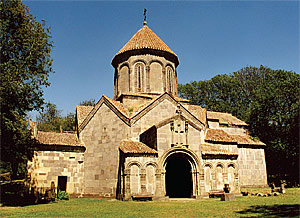 Manglisi Cathedral.