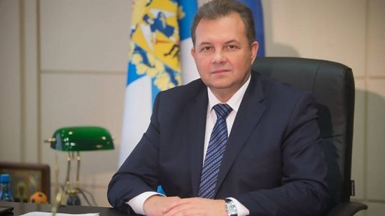 Градоначелник Архангелска Виктор Павленко