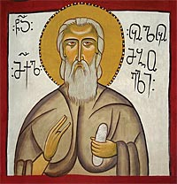 St. Mikael of Ulumbo, one of St. Ioane's disciples.