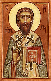 St. Antimos the Iberian
