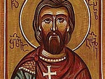 Holy Martyr Shalva of Akhaltsikhe (†1227)