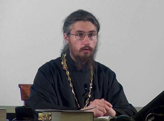 Иеромонах Ириней (Пиковский). Фото: Pravlib.ru