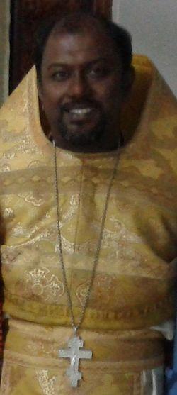 Fr. Silouan Benedict