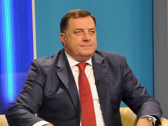 Милорад Додик, фото: РТРС