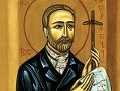 Saint Ilia the Righteous (†1907)