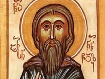 Saint Arsen, Bishop of Ninotsminda (†1082)