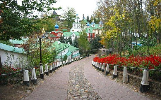 Пково-Печерский монастырь