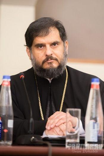Протопресвитер Михаил (Макридис)