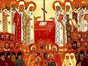Всенощное бдение в Сретенском монастыре накануне Недели о блудном сыне и дня памяти новомучеников и исповедников Российских
