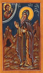 St. Serapion the Wonderworker