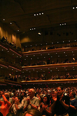 Concert at Avery Fishery Hall, photo by Michael Rodionov / Pravoslavie.Ru