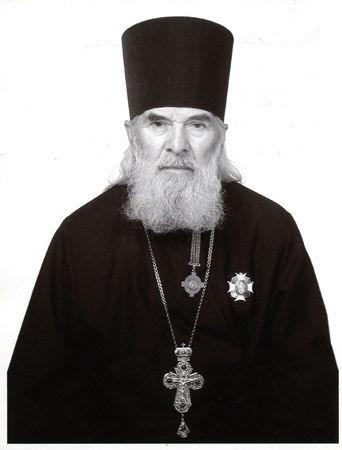 Протоиерей Владимир Парменович Недосекин