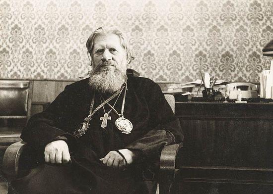 Митрополит Ярославский Иоанн (Вендланд)