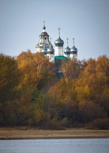 Церковь села Балобаново
