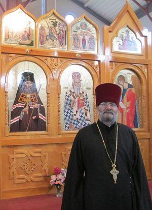 Протоиерей Андрей Филлипс