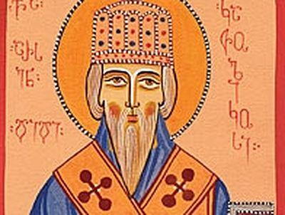 Holy Catholicos Arsen the Great (†887)