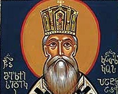 Saint Melchizedek, Catholicos-Patriarch of All Georgia (11th century)