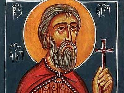 Great-martyr Constantine-Kakhi (†852)