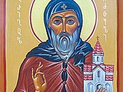 Venerable Grigol of Khandzta (†861)