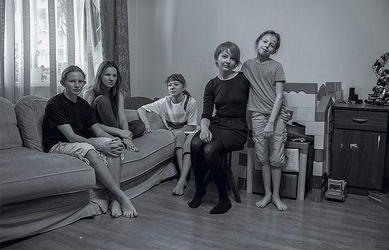 Дети Ялтанских