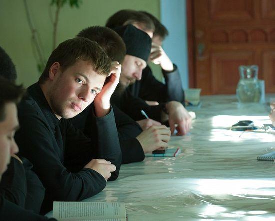 Seminary students. Photo: G.Balayants