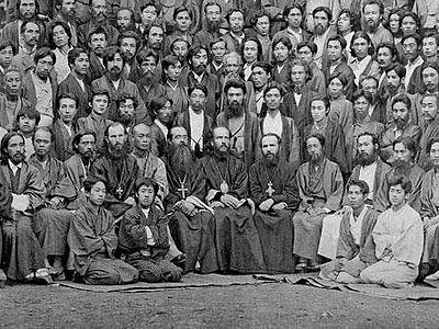 Педагогические идеи равноапостольного Николая Японского