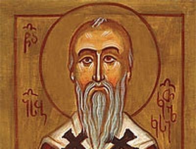 Holy Catholicos-Patriarch Ioseb the Wonderworker (†1770)