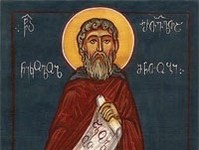 Venerable Nikoloz, Radiant Star of the Georgians (†1308)