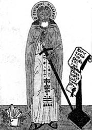 St. Gregory of Cassano
