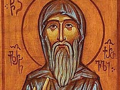 Venerable Ilarion the Georgian (†875)