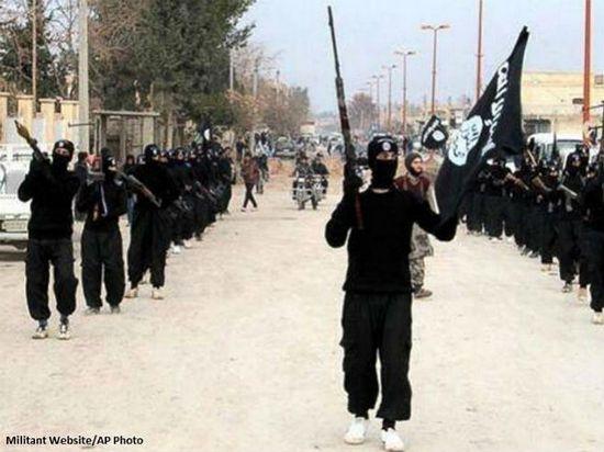 Терористичка група Исламска држава, фото: AP