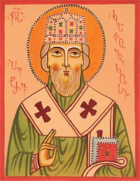 Holy Hierarch Petre, first catholicos of Georgia