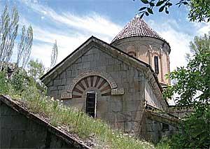 Khakhuli Monastery