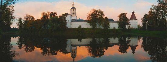Пафнутьев-Боровский монастырь. Автор фото: Сергей Власов
