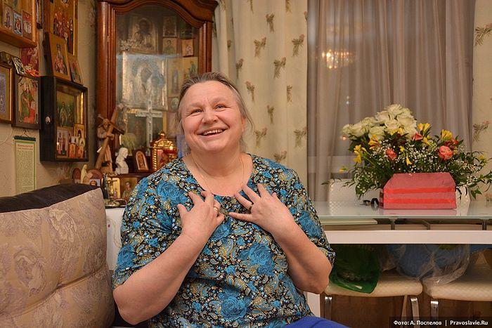 Матушка Галина Соколова. Фото: А.Поспелов / Православие.Ru