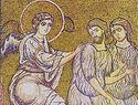 Всенощное бдение в Сретенском монастыре накануне Недели сыропустной