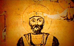 Russian Prince Basil Ii Of