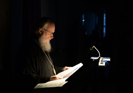 Патриарх Кирилл: Самопознание - одна из важных целей Великого поста 198056.p