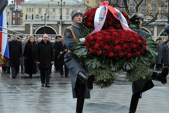 Фото службе за штампу председника Русије