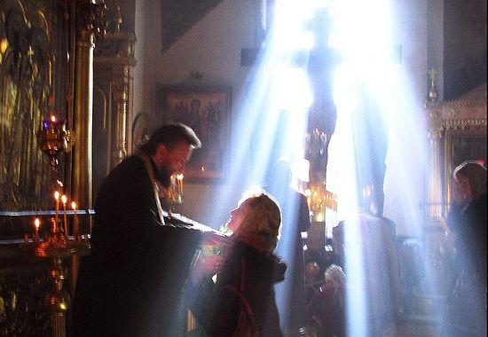 Священник и грешница 1 фотография