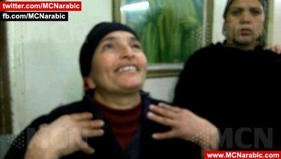 Мајка једног од погубљених